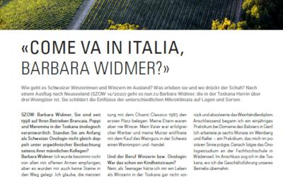 Szow 2021 – Come va in Italia?