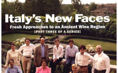 Wine Spectator 2003 – Italy's New Faces